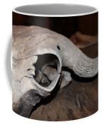 Weathered Bison Coffee Mug