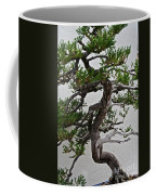 Weathered Bonsai Coffee Mug