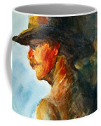 Weathered Cowboy Coffee Mug