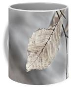 Weathered Remnant Of Summer Coffee Mug