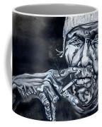 Weathered Sailor Coffee Mug