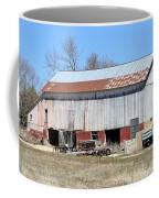 Weathered Storage Coffee Mug