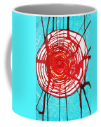 Web Of Life Original Painting Coffee Mug