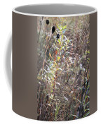 Web We Weave Coffee Mug