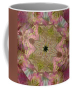 Wedding Bell Pink Daisies Coffee Mug