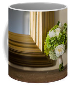 Wedding Bouquet And Mirror Coffee Mug
