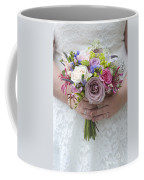 Wedding Bouquet Coffee Mug