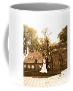 Wedding In Central Park Coffee Mug