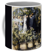 Wedding Party, 1897 Coffee Mug