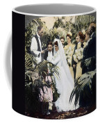 Wedding Party, 1900 Coffee Mug
