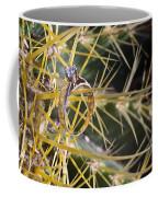Wedding Ring On A Spine 1 Coffee Mug