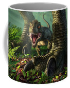 Wee Rex Coffee Mug by Jerry LoFaro