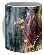 Weed Abstract Blend 1 Coffee Mug