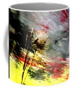 Weed Abstract Blend 2 Coffee Mug