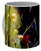 Weed Abstract Blend 3 Coffee Mug