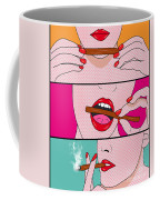 Weed Lady  Coffee Mug