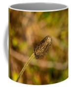 Weed Seed Head Coffee Mug