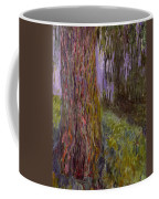 Weeping Willow And The Waterlily Pond Coffee Mug