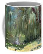 Weeping Willow Tree Coffee Mug