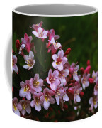 Weigela Branch Coffee Mug