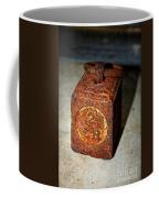 Weighing It Up Coffee Mug
