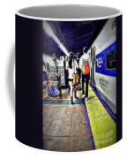 Welcome Aboard Coffee Mug