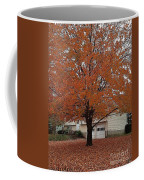 Welcome Fall Coffee Mug