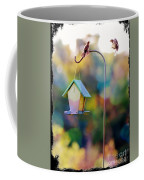 Welcome Neighbor - Digital Art Coffee Mug