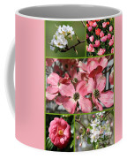 Welcome Spring Collage Coffee Mug