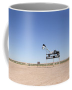 Welcome To Coober Pedy Coffee Mug