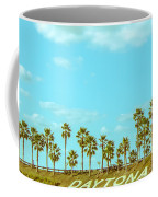 Welcome To Daytona Beach Coffee Mug