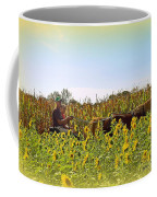 Welcome To Gorman Farm In Evandale Ohio Coffee Mug