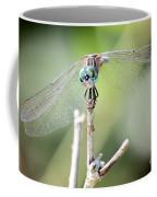 Welcome To My World Dragonfly Coffee Mug