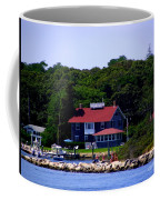 Welcome To Oak Bluffs Coffee Mug