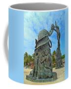 Welcome To Playa Del Carmen Mexico Coffee Mug