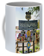Welcome To Radiator Springs Coffee Mug