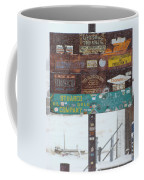 Welcome To Recluse Coffee Mug