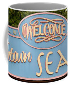 Welcome To Seaside Coffee Mug