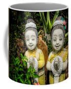 Welcome To Thailand Coffee Mug by Adrian Evans