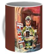 Welcome To The Czech Republic 04 Coffee Mug