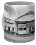 Welcome To The Twilight Zone Bw Coffee Mug