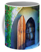 Welcome To The Winery Coffee Mug
