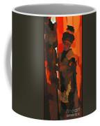 Welcome To Your Nightmare Coffee Mug