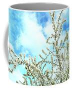 Welcome Vintage Spring Coffee Mug