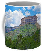 Welcoming Mesa To Mesa Verde National Park-colorado- Coffee Mug