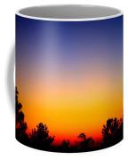 Welcoming The Night Coffee Mug