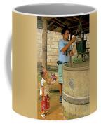 Well For Community In Tachilek-burma Coffee Mug