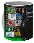 Well Traveled Door Coffee Mug