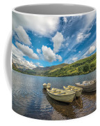 Welsh Boats Coffee Mug