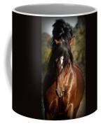 Welsh Cob Stallion Coffee Mug